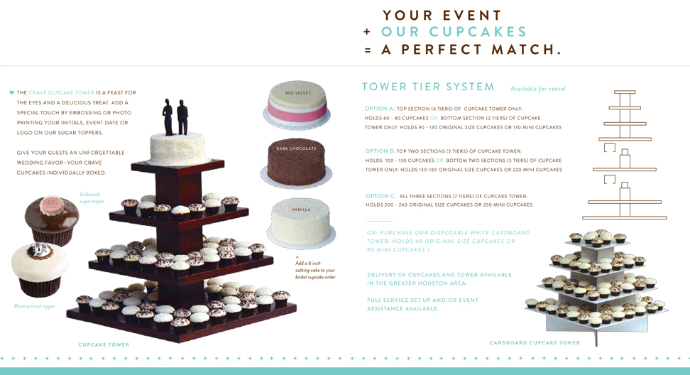 Events More Info Crave Cupcakes Houston Texas